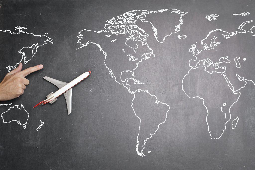 משלוח מהיר לחו״ל